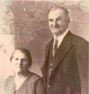 John & Sarah Redford