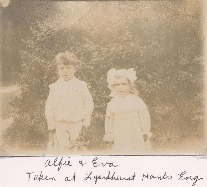 Alfie & Eva Salway