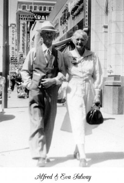Alfred & Eva Salway