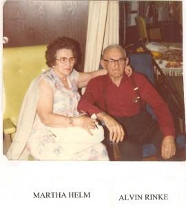 Martha & Alvin