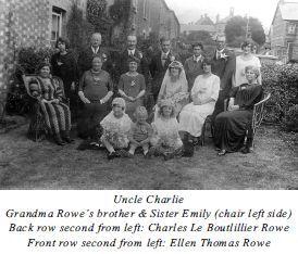Charles & Ellen Rowe
