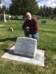 Eliza Taylor Headstone